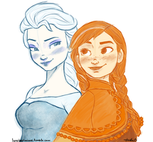 Heat and Ice by LunaHermione