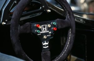 McLaren MP4/6 Steering Wheel (Hungary 1991) by F1-history