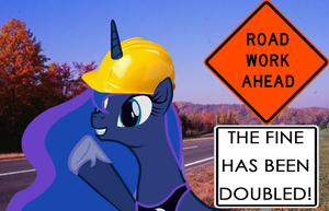 The Fine Has Been Doubled! by 10art1