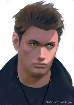 Dean Winchester by jaimito
