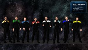 STO Uniform for Poser - Valiant M4 by DopiusFishius