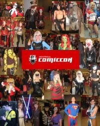 Montreal Comic Con Report by Inspector97