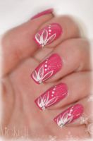 Nail Art 23 by VickiH