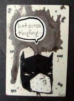Bat Sense by teaspoons