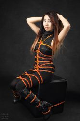 Orange and Red by BlackRoomPhoto
