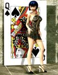 Queen of Spades by teturo