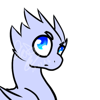 Icon YCH [IsellaHowler] 8/12 by HatsukoLin