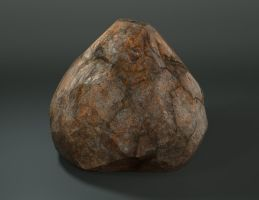 Laticis FREE Object - Rock 01 by Laticis