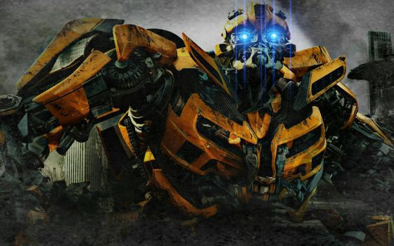 Bumblebee  by transformers--wolves