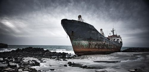 Ghost Ship 3 by almiller