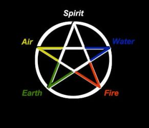 elemental pentacle by ronhin