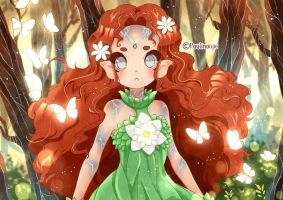 Forest Princess by Paulinaapc