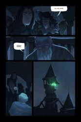 Harry Potter and the Half-blood Prince. by Nesskain