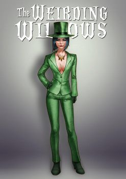 The Weirding Willows - Wicked Witch of the West by DeevElliott