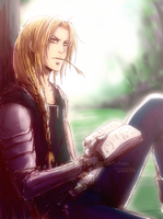 Edward Elric by nominee84