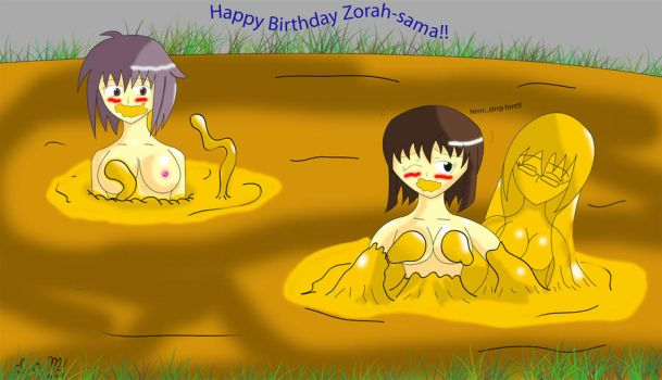 Happy Birthday Zorah-sama :3 by Lady-of-Mud