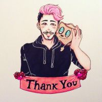 Thanks You (10mil) by xWitheringwilloWx