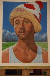 Bill Murray as Carl Spackler as a Hoser by Binoched