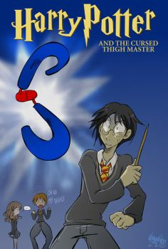 Harry Potter and the Cursed... by vern-argh