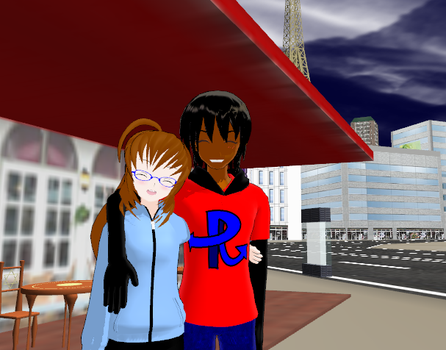 RRR_X and Becca by RRR-X