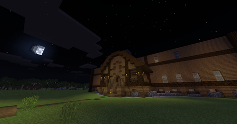 Building in Minecraft Windows 10 Edition #1 by JackP8414