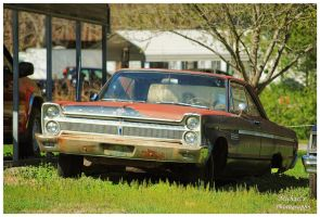 A Plymouth Sport Fury by TheMan268