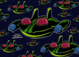 The Toad Squadron from Bucky O'Hare! by CreedStonegate