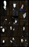 Slender and Sexual Offenderman1 by Crazyabby2012