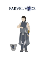 Farvel Vodz - Human Paladin by Motion-Music