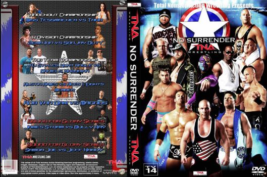 TNA No Surrender 2012 by Spacehoper29