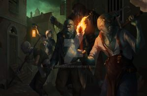 Innsmouth by rancore33