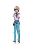 COMM Imamura fake sprite by Randomgirl401