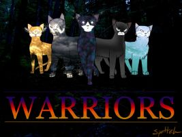 Warrior Cats contest entry. by AnyBraginski