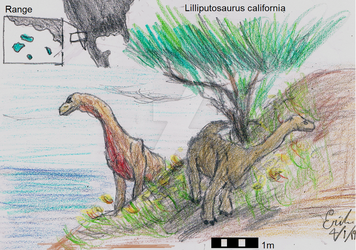 Channel Island Sauropod by Lord-Triceratops