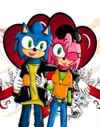 SonAmy: Love Never Dies by KrazyBean14