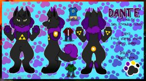 Reference sheet commission by PickleMittens