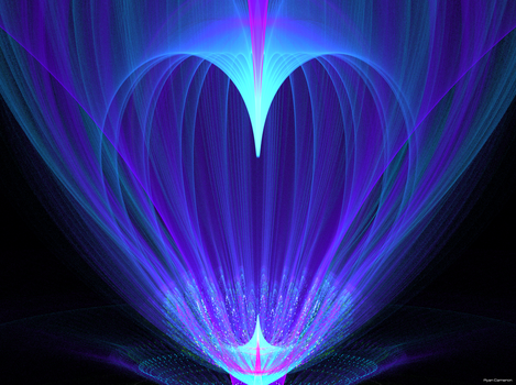 Holographic Heart Torus by 8RyanCameron8