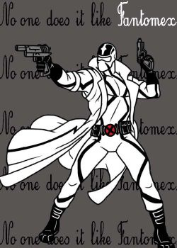 Fantomex by blindfaith311