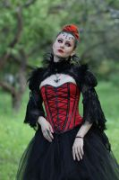 in red and black 03 by Anna-LovelyMonster
