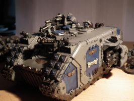 Landraider Tacticus by Graywolf-101