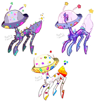 #1 ufokin auction adopts  OPEN !! (points and usd) by 90sKitten