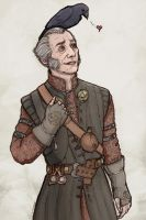 A Little Regis by Tamarandom