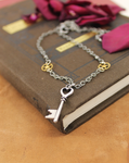 Key to My Heart Necklace by GildedGears