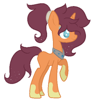 Mystery Pony for sharpster25 by Pikadopts