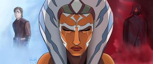 Ahsoka's Sorrow by kennyvonk