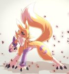 Renamon by ground-lion
