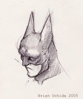 Batman by UchidaB