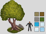 Ingame Props and char size by Roderic-Rodriguez