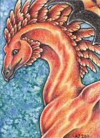 ACEO Trade: Te'vanos by Agaave