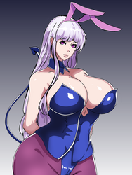 Bunnygirls Aren't Just For Easter by Succisuccubus